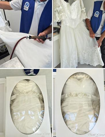 Tintoreria de vestidos de novia